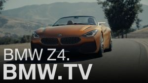 Kampagne: Das BMW Concept Z4. The Roadster.