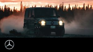 Kampagne: Mercedes-Benz G-Class: Epic road trip through Canada and Alaska