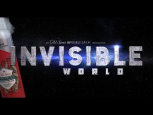 Kampagne: Invisible World | An Old Spice Invisible Spray Production