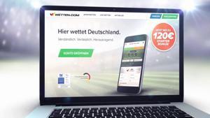 Kampagne: Wetten.com Hier wettet Deutschland