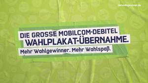 Kampagne: Die große Wahlplakat-Übernahme – Vorstandsvorsitzender Christoph Vilanek erklärt's