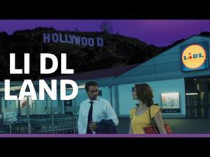 Kampagne: Internet-Clip | Viral | LI DL Land | A LIDL bit of Hollywood | Lidl lohnt sich