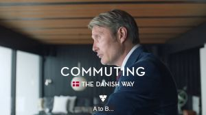 Kampagne: Carlsberg - Commuting The Danish Way