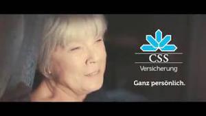 """Kampagne: CSS Versicherung """"Ganz persönlich"""" Sunshine"""