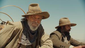 Kampagne: Lyft - Riding West featuring Jeff Bridges