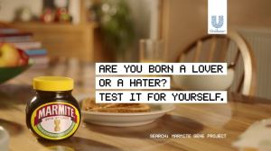 Kampagne: The Marmite Gene Project – Test Results