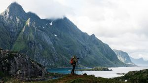 Kampagne: #LifeChangingPlaces Lofoten: Tanz mit dem Eismeer | Lufthansa