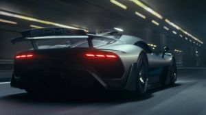 Kampagne: Mercedes-AMG Project One