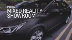Kampagne: Chevrolet V-Showroom