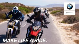 Kampagne: BMW G 310 GS | Everyday Adventures: The Project - What's on your Bucket List?