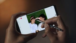Kampagne: Samsung Galaxy Note8: I Love You