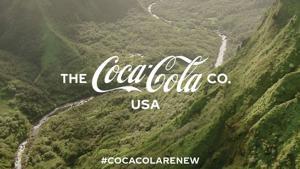 Kampagne: Coca-Cola Company - #CocaColaRenew