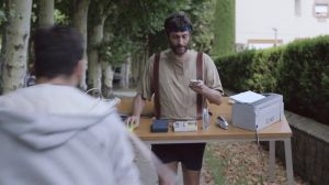 Kampagne: tbd. für SVV: Freizeitbüro - Jogging (Kurzfilm)
