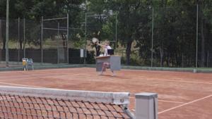 Kampagne: tbd. für SVV: Freizeitbüro - Tennis (Kurzfilm)