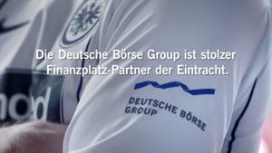Kampagne: Deutsche Börse goes Eintracht Frankfurt