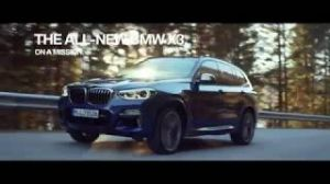 Kampagne: The all-new BMW X3. On a mission.