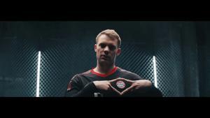 Kampagne: Here To Create: FC Bayern