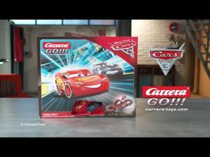 Kampagne: Carrera - Cars 3