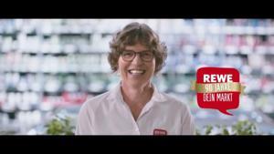 """Kampagne: Rewe """"Seit 90 Jahren immer für Dich da"""" 2017"""