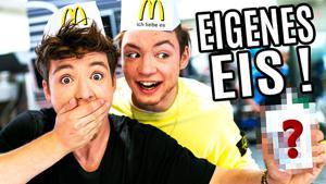"""Kampagne: Die Lochis - """"Unser eigenes Eis bei McDonald's!?"""""""