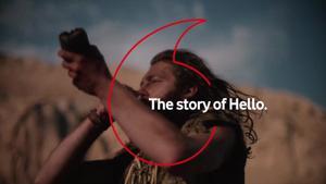 "Kampagne: Vodafone-Spot ""Hello"""