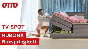 Kampagne: Golf – RUBONA Boxspringbett | OTTO Living TV Spots 2017