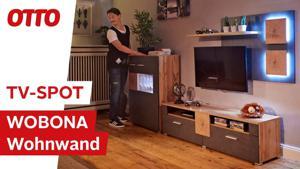 Kampagne:  Eltern – WOBONA Wohnwand | OTTO Living TV Spots 2017