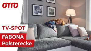 Kampagne: Amélie – FABONA Polsterecke | OTTO Living TV Spots 2017