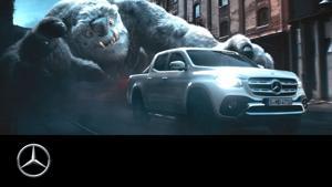 Kampagne: Mercedes X-Klasse Einführungskampagne 2017