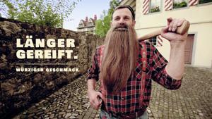 Kampagne: Schwyzer Milchhuus - Holzmichlkäse würzig & cremig