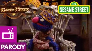 Kampagne: Sesame Street: Game of Chairs (Game of Thrones Parody)