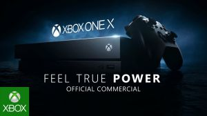 Kampagne: Xbox One X – Feel True Power