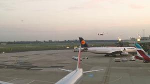 Kampagne: Letzte Landung von Flug AB 7001