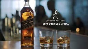 Kampagne: Johnnie Walker toasts all Americans, old and new