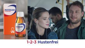 Kampagne: Mucosolvan TV-Spot 2017