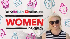 Kampagne: Elizabeth Banks announces: Women in Comedy