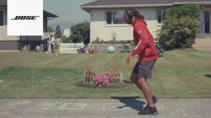 Kampagne: Bose | Larry Fitzgerald: Young