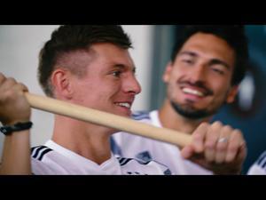Kampagne: Adidas DFB Wm-Trikot 2018