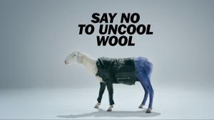 """Kampagne: Diesel Presents """"Say No To Uncool Wool"""""""
