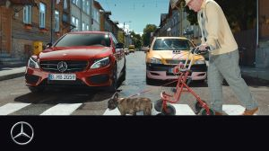 Kampagne: Mercedes-Benz Junge Sterne – Best to impress: The Rowdies