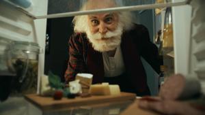 Kampagne: Frohe Weihnachten und viel Qualität im Kühlschrank - mit ALDI.