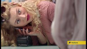 "Kampagne: Postbank TV-Spot ""Giro und Mobiles Bezahlen"""