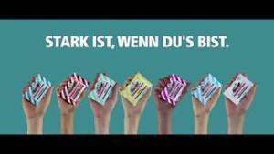 Kampagne: Fisherman's Friend TV Spot 2017 - STARK IST, WENN DU'S BIST.