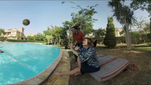 Kampagne: Siemens Future Maker - Mai-Britt Søndberg (Egypt)