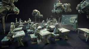 Kampagne: Invest Your $249 in Peace, Not War