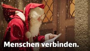 Kampagne: Die Deutsche Bahn wünscht frohe Weihnachten – Menschen verbinden
