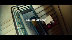 Kampagne: Samsung Mobile Weihnachtskampagne