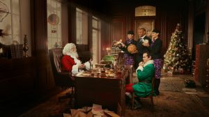 Kampagne: A Very Merry Mistake #MirryChristmus #AirNZXmas