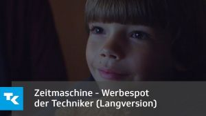 Kampagne: Die Techniker - Zeitmaschine