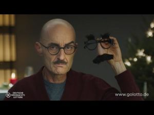 Kampagne: TV-Spot 1 Deutsche Weihnachtslotterie